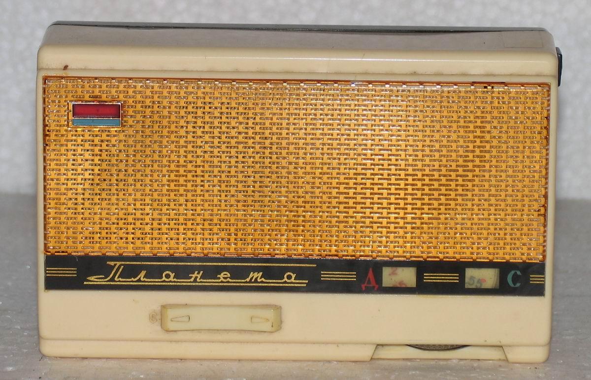 транзисторные приемники ссср фото