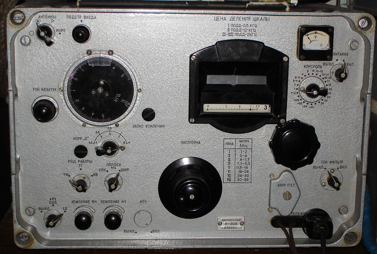 ЛенВ 1P21B3Г мобильная радиостанция