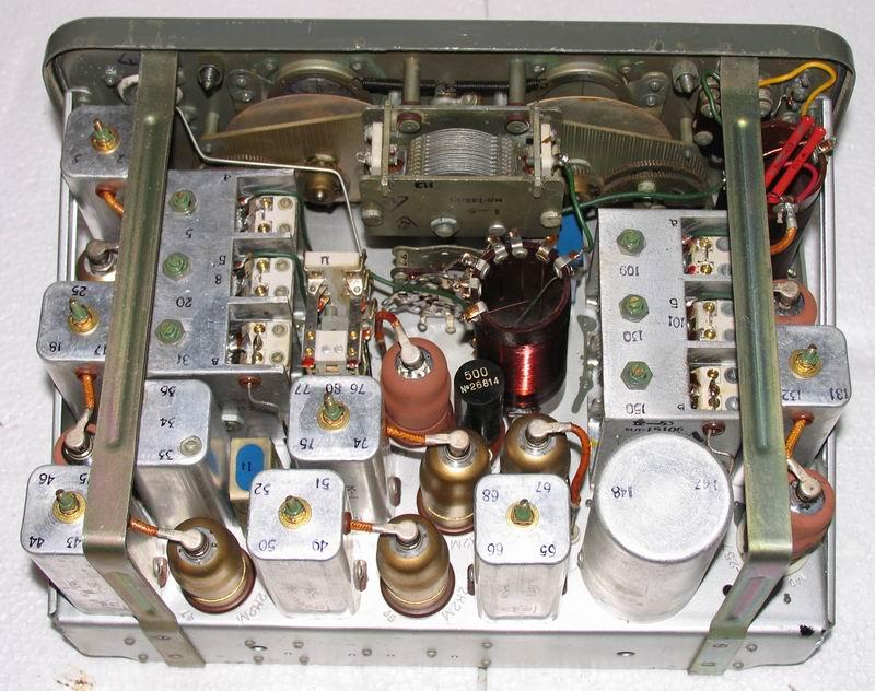 схема радиостанции РБМ